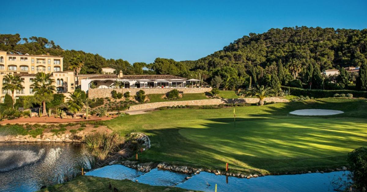 Golf Entfernungsmesser Funktionsweise : Wasserprobleme auf mallorcas golfplätzen