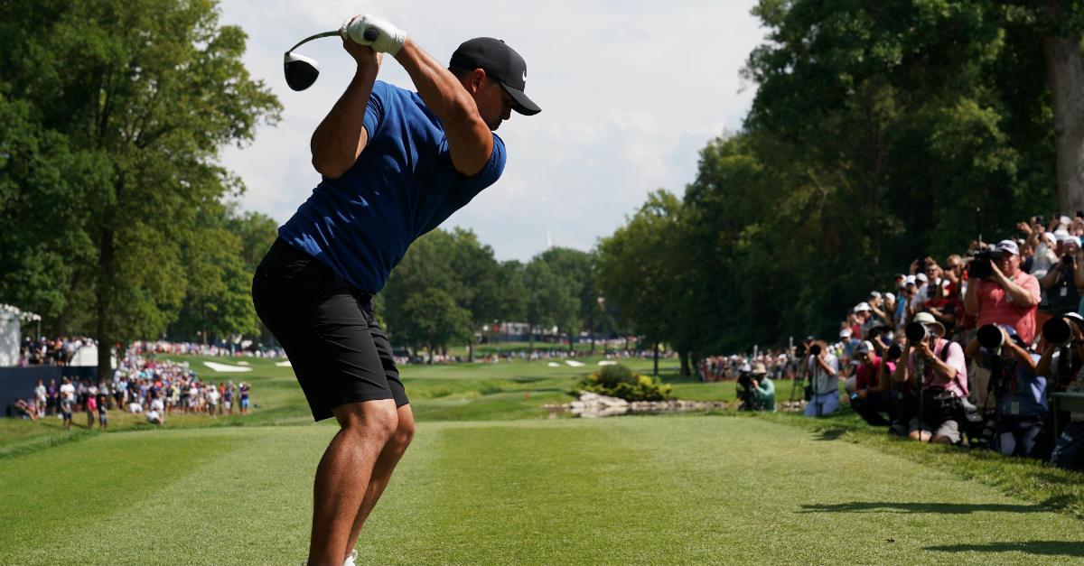 golftraining wie viel power braucht man wirklich. Black Bedroom Furniture Sets. Home Design Ideas