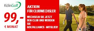 """Sichern Sie sich jetzt Ihre Mitgliedschaft in der GolfAlliance und machen Sie """"KölnGolf"""" zu Ihrem neuen Heimatplatz. (Foto: KölnGolf)"""