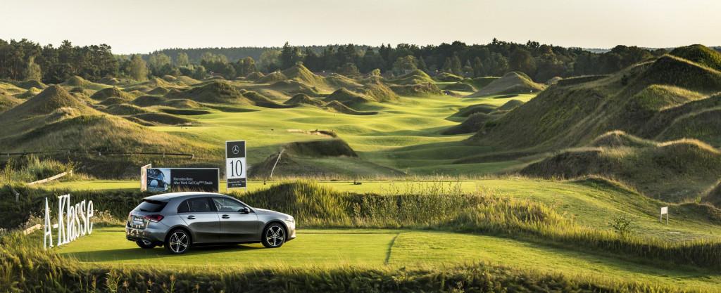 Die perfekte Bühne für ein Turnierwochenende mit 4 Runden Golf. (Foto: Mercedes-Benz)