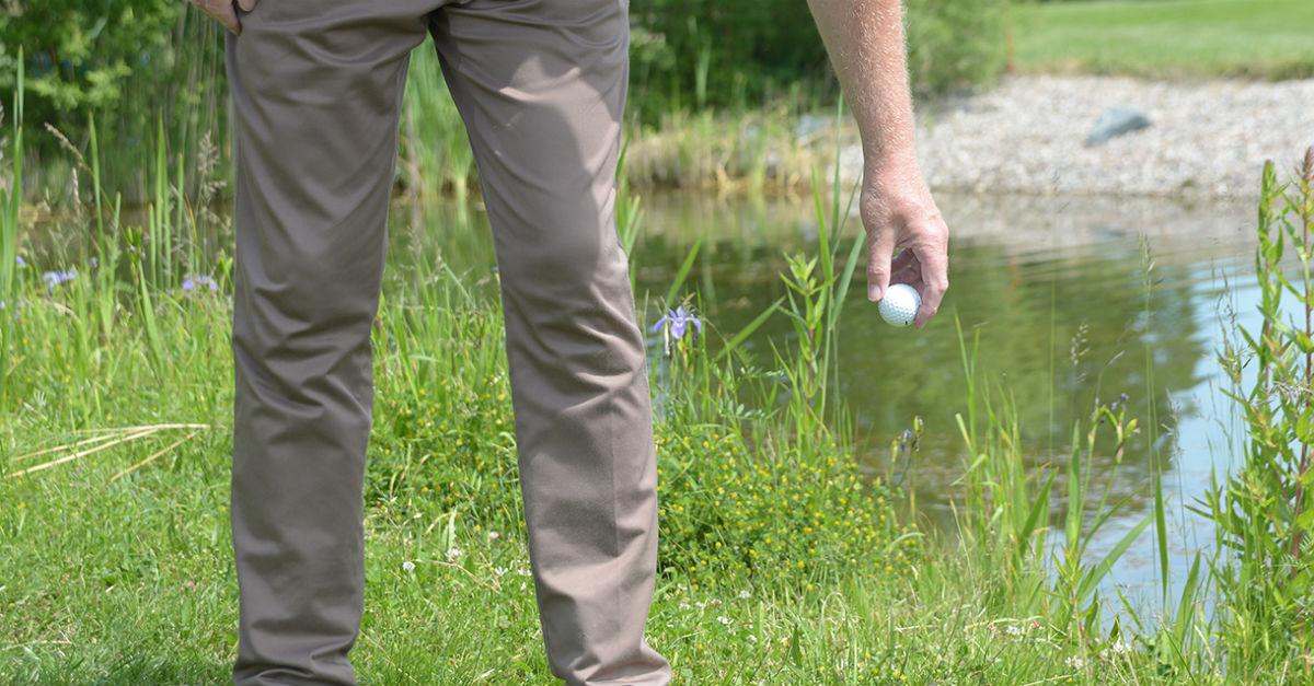 Golfregeln Entfernungsmesser : Neue golfregeln grundlegendste regeländerung seit jahren