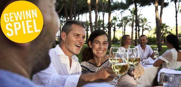 Jetzt haben Sie die Chance einen Urlaub für 2 Personen im ROBINSON Club Nobili zu gewinnen. Hier direkt mitmachen! (Foto: ROBINSON)