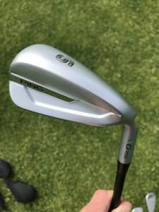 Diese Konstruktion bietet die Grundlage für hohe und weite Schläge bei den Ping G700 Eisen. (Foto: Golf Post)