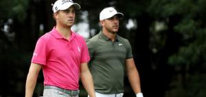 Justin Thomas und Brooks Koepka starten beim CJ Cup @ Nine Bridges zusammen auf der PGA Tour. Die Tee Times. (Foto: Getty)