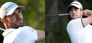 Bernd Ritthammer (li.) und Max Schmitt entern in der kommenden Saison die European Tour, während fünf weitere deutsche Spieler den finalen Sprung nicht schaffen. (Foto: Getty)