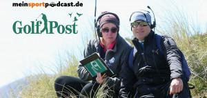 """Den Podcast """"Nur Golf"""" von meinsportpodcast.de gibt es jetzt wöchentlich bei Golf Post. (Foto: Getty)"""