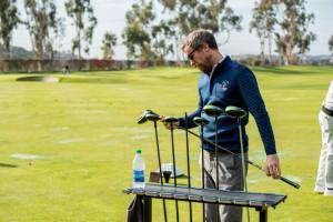 Im Callaway Headquarter in Kalifornien testeten unser Redakteur und weitere Golf-Journalisten die neuen Modelle unermüdlich. (Foto: Callaway)