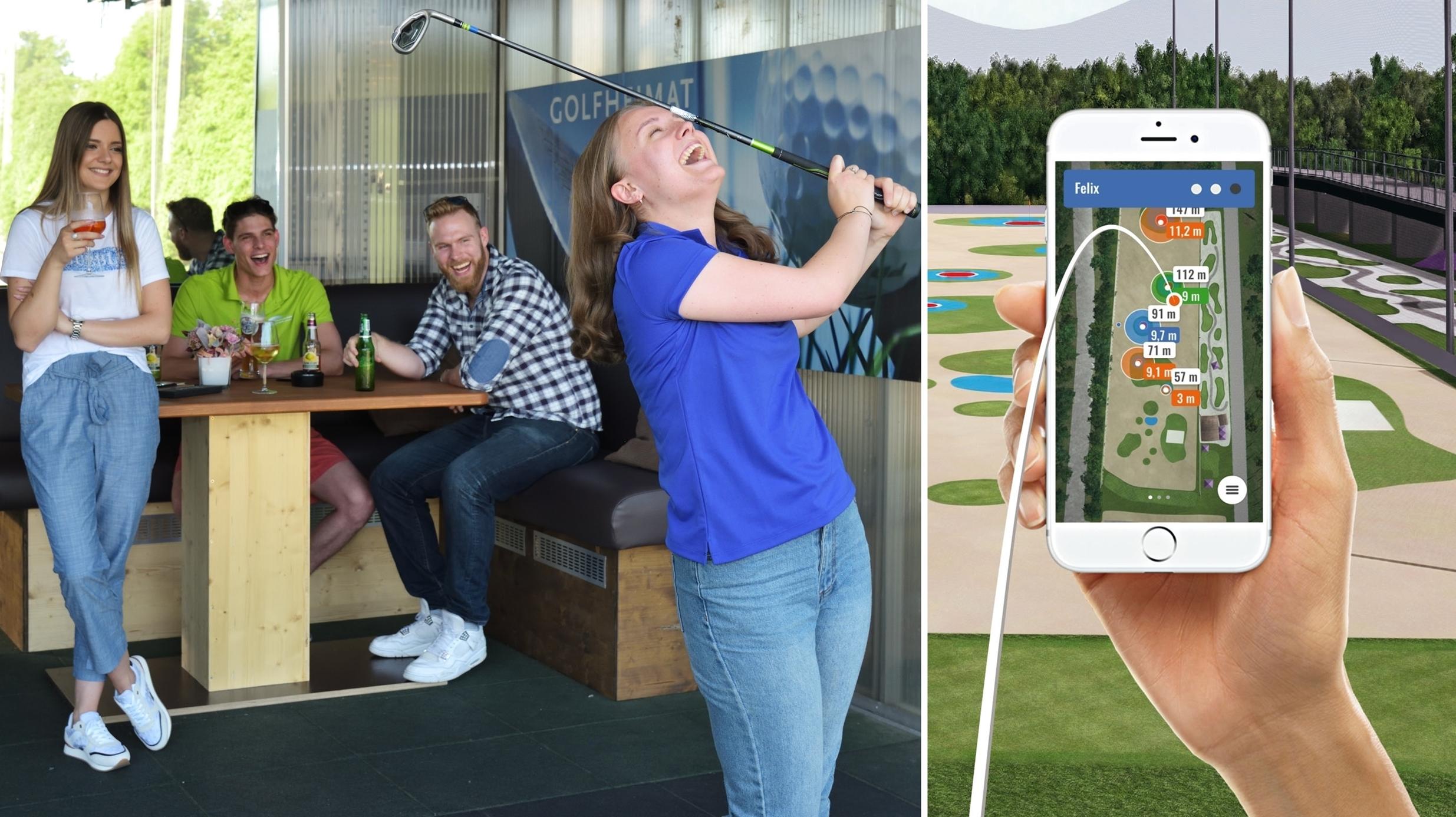 Golf Entfernungsmesser Für Iphone : App für golfer besser golfen mit dem iphone digital faz