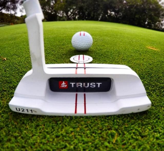 Das inUgo System von Jordan Golf hilft Ihnen, Ihre Putts besser auszurichten. (Foto: Jordan Golf)