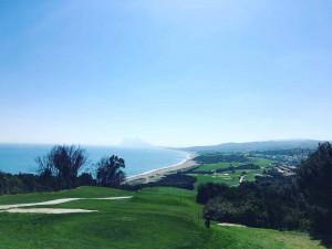 Im Alcaidesa Links Golf Resort warten traumhafte Ausblicke auf alle Golfer. (Foto: Golf Post)
