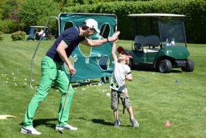 Ob klein oder groß, der Spaß beim Golf-Erlebnistag ist garantiert! (Bildquelle: Golfanlage Gut Glinde)