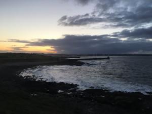 Die Küste rund um Aberdeen lädt zum Trüben ein. (Foto: Golf Post)