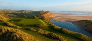 Schöner als auf dem Trump International Scotland wird es kaum mehr auf dieser Golfwelt. (Foto: Trump International Scotland)