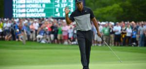 Tiger Woods scheitert bei der PGA Championship am Cut. (Foto: Getty)