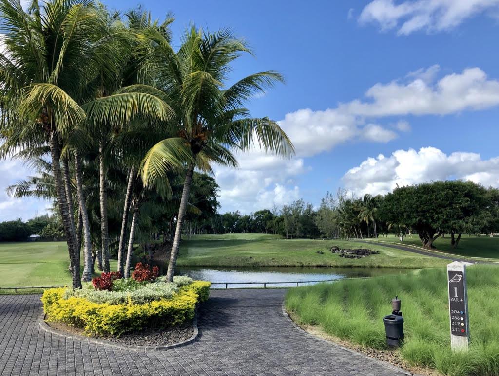 "Prächtige Vegetation auf dem ""The Legend Golf Course"". (Foto: Jürgen Linnenburger)"