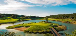Für die Stars der PGA Tour geht es auf die südkoreanische Insel Jeju zum CJ Cup. (Foto: Nine Bridges)