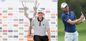 Rasmus Hojgaard triumphiert auf beeindruckende Art und Weise auf der European Tour - mit gerade einmal 18 Jahren. (Foto: Getty)