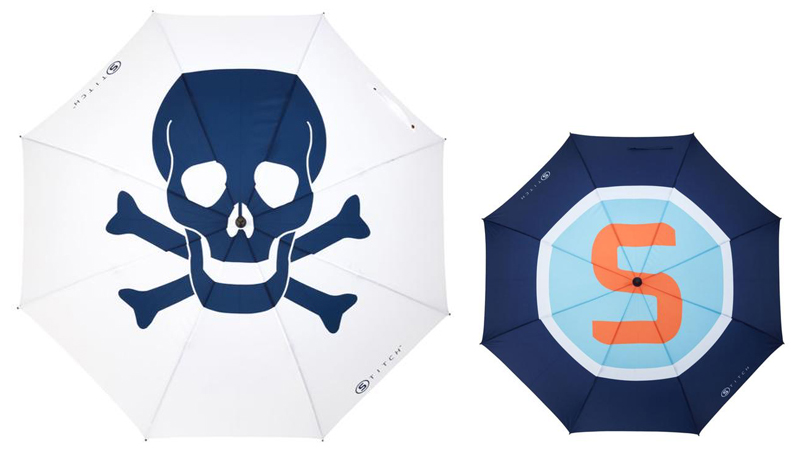 07 stitch golf umbrella