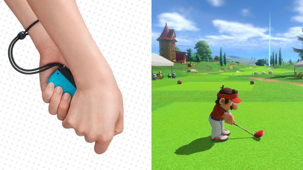 Resulta que mover el controlador es más difícil que jugar con los botones.  (Foto: Nintendo)